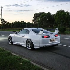 Toyota Supra Rz, Toyota Cars, Tuner Cars, Jdm Cars, Drifting Cars, Import Cars, Japan Cars, Cars And Coffee, Car Images