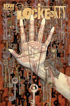 Locke & Key: Alpha #2 (of 2)—SPOTLIGHT   Joe Hill (w) • Gabriel Rodriguez (a) • Michael Kaluta(c)   Other artists cover Locke & Key for the first time (and last time) ever! This special cover features art byMichael Kaluta!   FC • 48 pages • $7.99