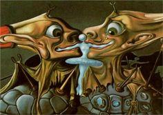 Design for 'Destino' (1947) - Salvador Dali