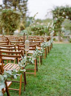 Eucalyptus Arrangements on WeddingWire