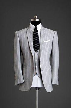 Dress Suits For Men, Suit And Tie, Men Dress, Sharp Dressed Man, Well Dressed Men, Mens Fashion Suits, Mens Suits, Mode Costume, Jackett