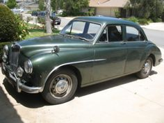 1955 MG ZA Magnette