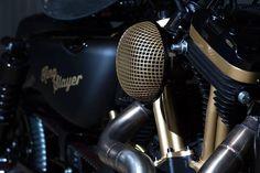 Harley Davidson 48 custom Harley Davidson 48, Forty Eight