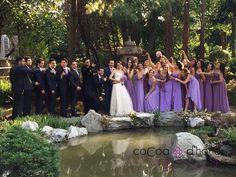 #damasdehonor #boda #vestidos #bridesmaids #lila #amor #love #momentoCocoa