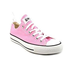 Converse Unisex Chuck Taylor All Star Low Top Sneakers -  Pink - 5.5 B(M) US