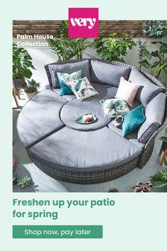 Back Garden Design, Backyard Garden Design, Backyard Landscaping, Home Theater Rooms, Big Houses, Corner Sofa, Ideal Home, Home Interior Design, Home Furnishings