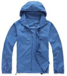 Womens UV Protect and Quick Dry Windproof Lightweight Jacket
