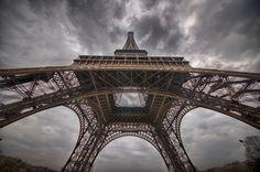 https://flic.kr/p/G5QvAe | Eiffel wide | Paris (2016)