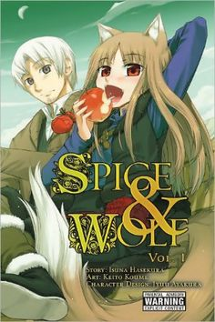Spice and Wolf Graphic Novel 1 #RightStuf2013