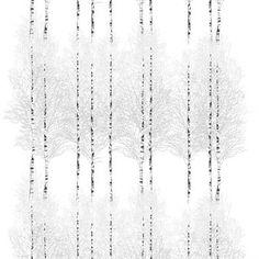 The beautiful Koivikko Batist curtain is designed by Riina Kuikka for the…