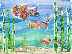 Collage, underwater - Google Search
