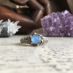 Forest Nymph Ring by charlotteburkhart on Etsy