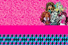 Montar mi partido: Monster High