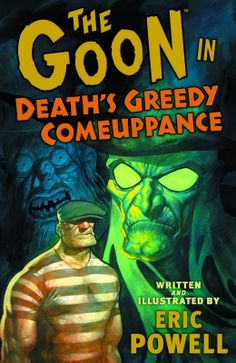 The Goon - Death's Greedy Comeuppance by Eric Powell