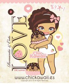 CHIC KAWAII  ROMANTIC  COPYRIGHT: http://www.copyright.es/ deposito-copyright/ certificado-de-deposito.html?nu mdepot=DEP634618483776093750
