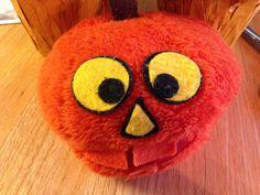 1980s Vintage Pumpkin Jack-o-lantern Halloween by TriflesandQuirks Pumpkin  Jack c97ebcdcbaf6