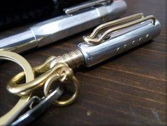 Swivel Suspension Clip KeyChain