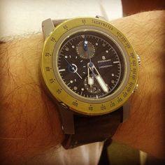 #Steinhart Apollon http://ift.tt/1NwTw55 #womw #wornandwound #luxury #wristporn #watchporn #часы #yshio #необычныечасы #watchcollecting #watchgame #strapgame #watches #wristcheck #wristshot #watchmania  #watchcollectinglifestyle #instawatch #horology #wis #wus #dailywatch #watchanish #germanmade #watchesofinstagram #wruw #luxurywatches #watchnerd #affordablewatches #watchf by yshioru