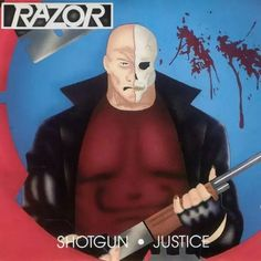 Razor- Thrash Band From Guelph Canada...