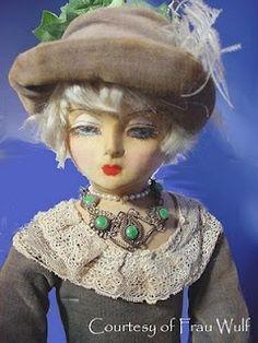 Etta doll | Boudoir dolls