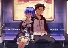 subaru and rem