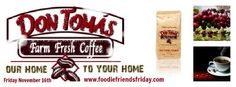 Don Tomas Coffee! Check out the review!