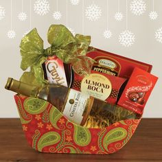 Capalbos gift baskets for christmas