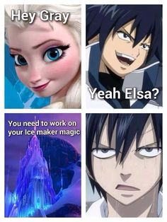 gray vs elsa - Google Search