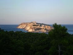 San Nicola, taken from Tremeti.