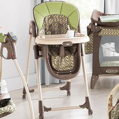 Ordinaire Graco™ Lowery Collection Meal Time High Chair   Sears