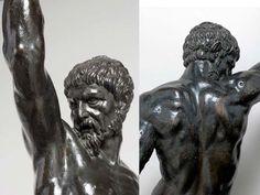 Confirmado, estas dos piezas las hizo Miguel Ángel: http://www.muyhistoria.es/h-moderna/articulo/dos-piezas-unicas-atribuidas-a-miguel-angel-701423559808