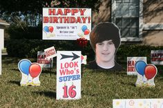 Boy 16th Birthday Idea #Idea #Boy #16