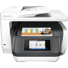 HP OfficeJet Pro 8730 e-All-in-One Printer - Inkjet Multifunction Pri #D9L20A#B1H