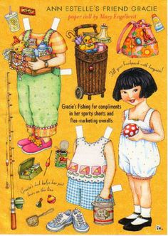 Gracie Paper Doll.This From baddubyah - MaryAnn - Picasa Web Albums
