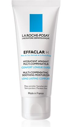 All about Effaclar H, a product in the Effaclar range by La Roche-Posay recommended for {Topic_Label}. Free expert advice