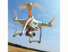 Farmbird Drohne von Helm