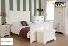Image result for A house with white wooden furniture