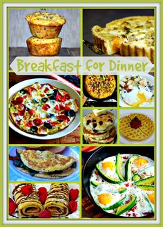 Breakfast for Dinner – Classic Recipes