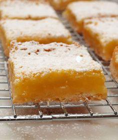 lemon bars, lemons, dessert recipes, lemon zest, favorit recip