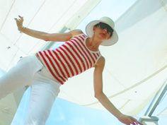 BABALUCCIA  fashion and my chic ideas : IL MARINAIO SPIEGO' LE VELE MA IL VENTO NON CAPI'-...