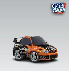 Subaru Impreza WRX STI 2006 - Crawford