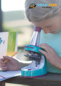 Introduce your children to one of the most fundamental and fascinating tools in science with the Microscopic Mysteries of Science Kit. This powerful microscope with a 400x zoom fitted with a light will allow children to discover the hidden world around them.#babytoys #toys #educationaltoys #parents #kids #learningthroughtoys
