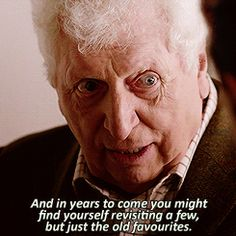 'Doctor Who': 10 Great Moments from 'Day of the Doctor'... in GIFs | Anglophenia | BBC America