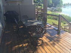 Trex Project Gallery 3 – Supreme Deck   Deck Builders Michigan