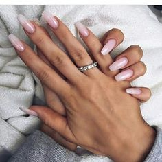 Imagen de nails, ring, and pink