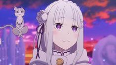 What I want to see in Re:Zero Season 2 tfwanime Re Zero Wallpaper, Laptop Wallpaper, Eden Girl, Emilia, Kawaii Anime Girl, Anime Girls, Cute Anime Pics, Jojo Bizzare Adventure, Another World