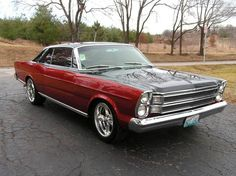 Love it  foosed66galaxie's 1966 Ford Galaxie...Brought to you by #House of #Insurance #EugeneOregon