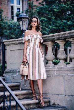 5 Dress Styles You Need This Spring