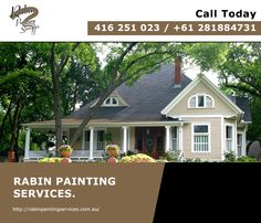 Whether you run a business or own a house, you are going to need a Ryde commercial painter for repainting and decoration of your premises. Why to get perplexed by the availability of various Ryde residential painters when you can zero down on the best? Rabin Painting Services is there to assist you with your painting and decorating needs for commercial as well as residential premises.  Contact us: Lane Cove Road, Gladesville, NSW, 2112 Phone No: +61 0281884731