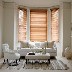Wooden Blinds - We have clearance wooden venetian blinds for sale on our eBay store starting at £10.00!